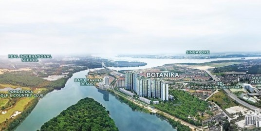 Botanika @ Bayu Puteri Luxury Apartment For Sale