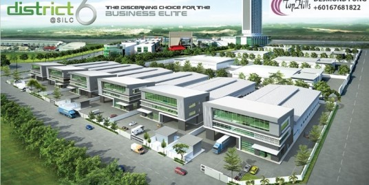 Detached Factory @ District 6 For Sale