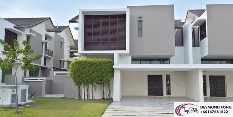East Ledang 2 & 1/2 Storey Semi Detached Homes For Sale