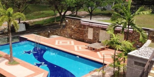 Ledang Heights Bungalow with Pool for Sale