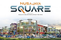 3 Storey Shop Lot @ Nusajaya Square Phase 1 For Sale