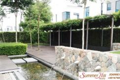 Bukit Indah @ Perla Fully Furnished Semi Detached for Rent