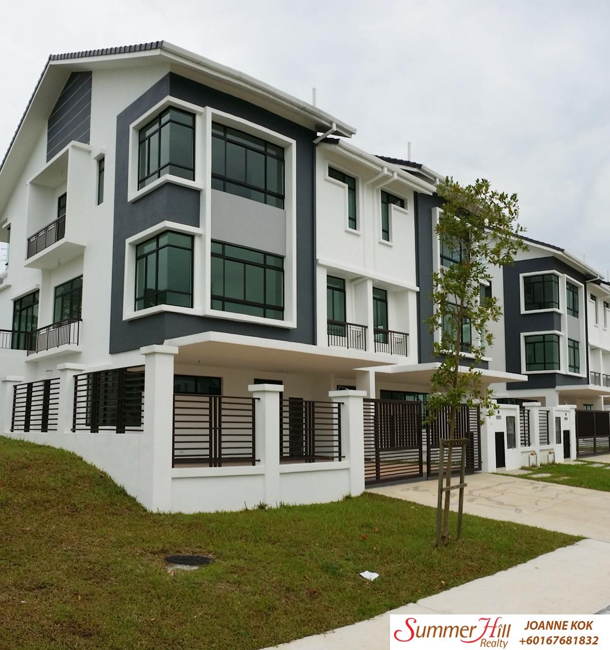 Horizon Hills Semi Detached Corner unit for Rent