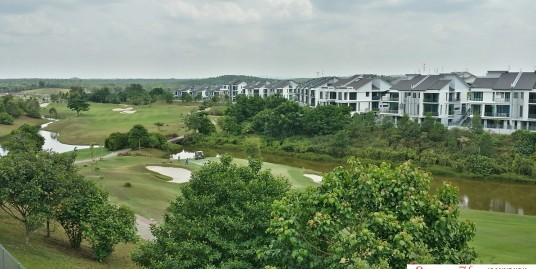 Horizon Hills Semi Detached with Golf View for Sale