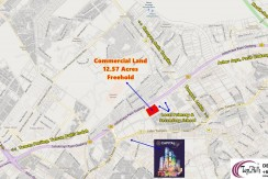 TAMPOI COMMERCIAL LAND FOR SALE
