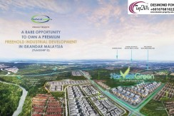 Cluster Factory At Harvest Green @ Sime Darby Business Park Open For Booking