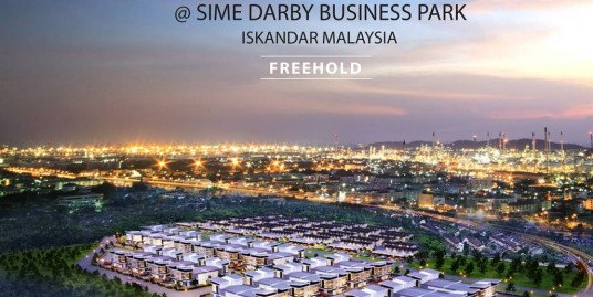 Harvest Green @ Sime Darby Business Park, Pasir Gudang Cluster Factory