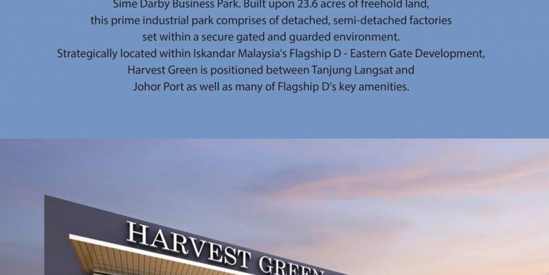 Harvest Green_Brochure PDF