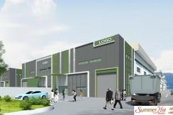 Kings Park @ SiLC New Corner Factory