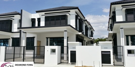 SETIA TROPIKA THE GLAMOR@CARANDAY CLUSTER HOMES