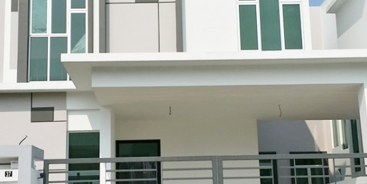 Nusa Duta @Nusajaya New Semi Detached (Type G)