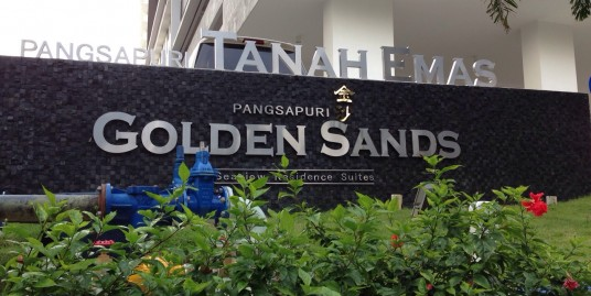 Golden Sand Seaview Residence Suites