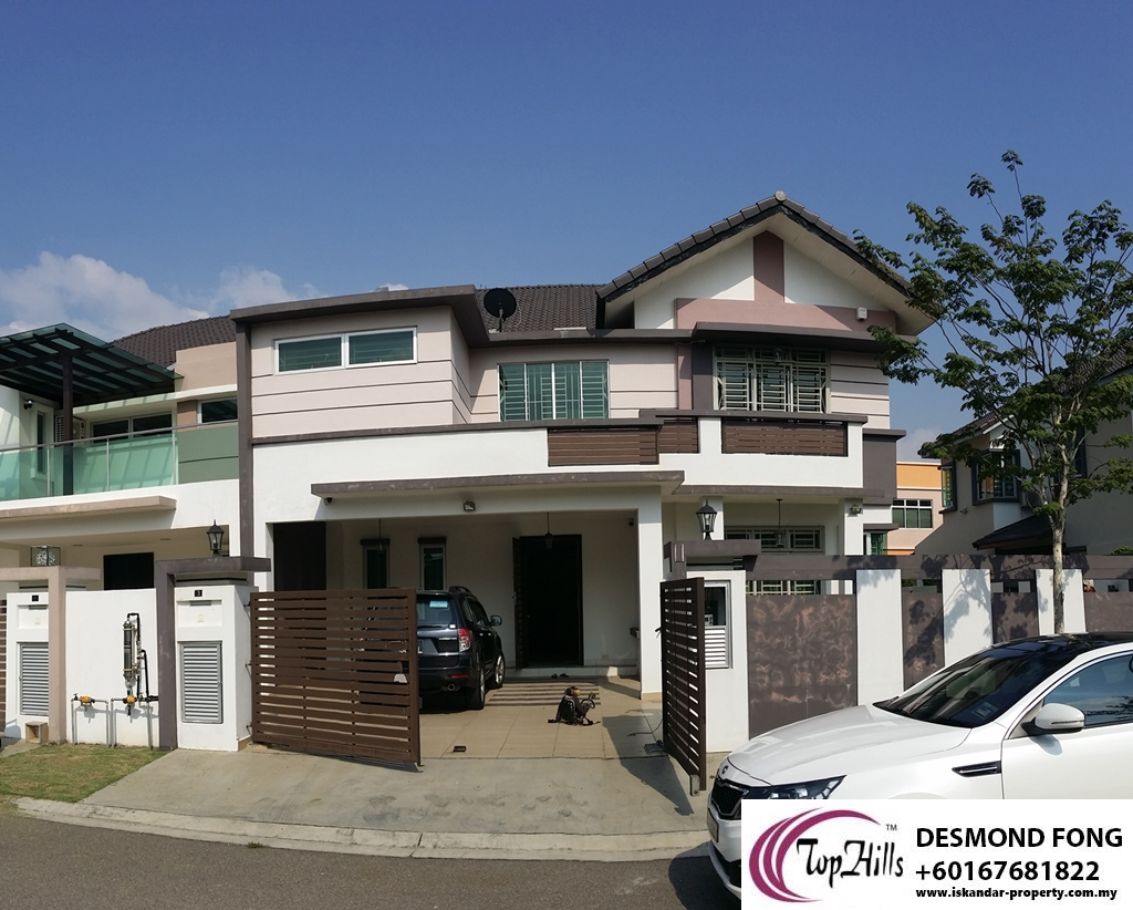 RENOVATED NUSA DUTA SEMI DETACHED HOUSE