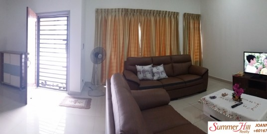 Nusa Idaman Terrace for Rent