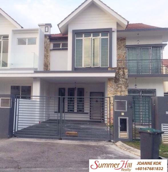 Casa Almyra @ Bukit Indah Semi Detached for Sale