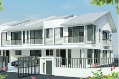 Nusa Bayu Brand New Terrace for Sale