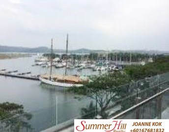 Somerset Service Apartment @ Puteri Harbour for Rent