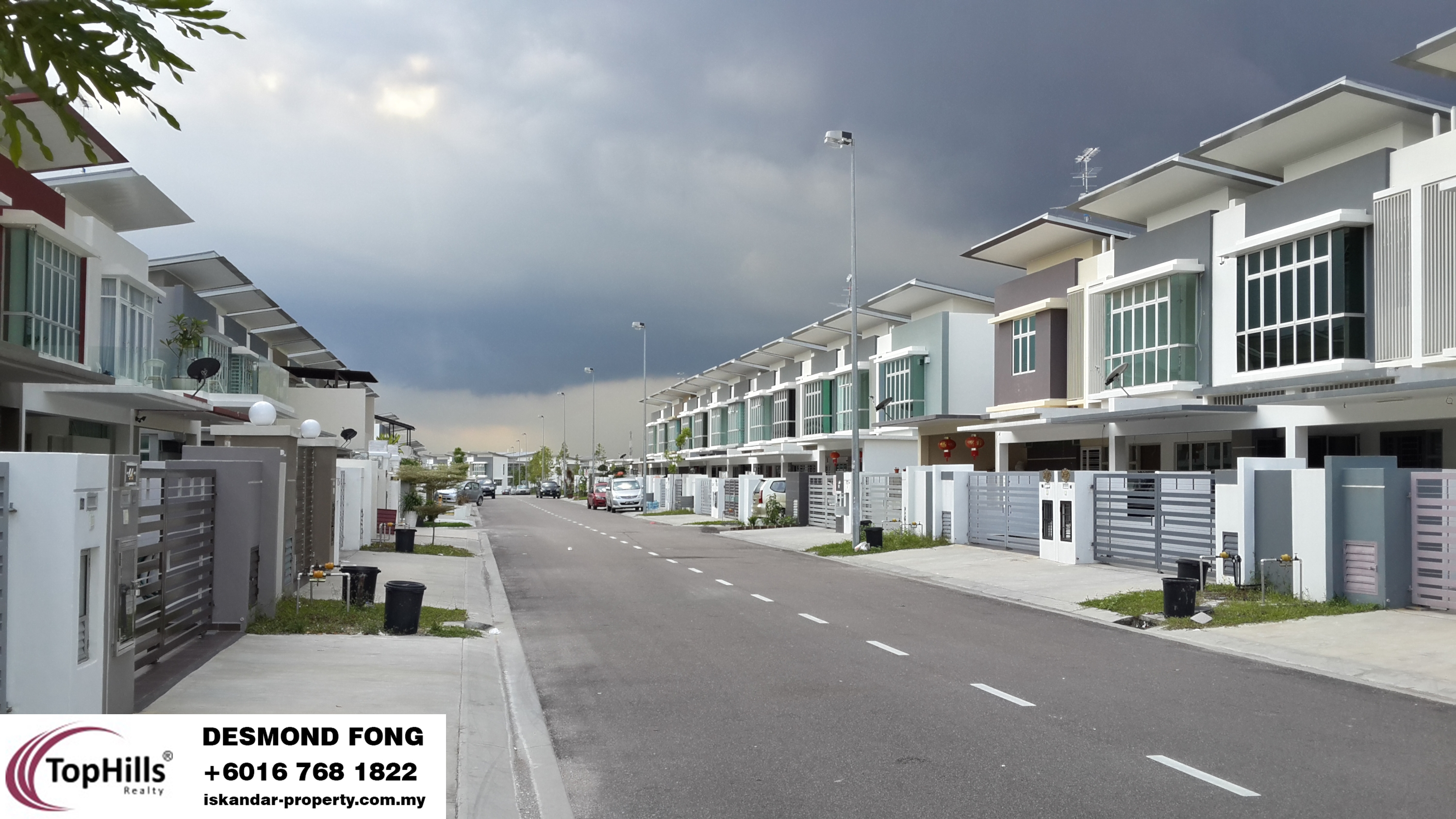 RENOVATED DOUBLE STOREY TERRACE HOUSE@NUSA SENTRAL FOR RENT