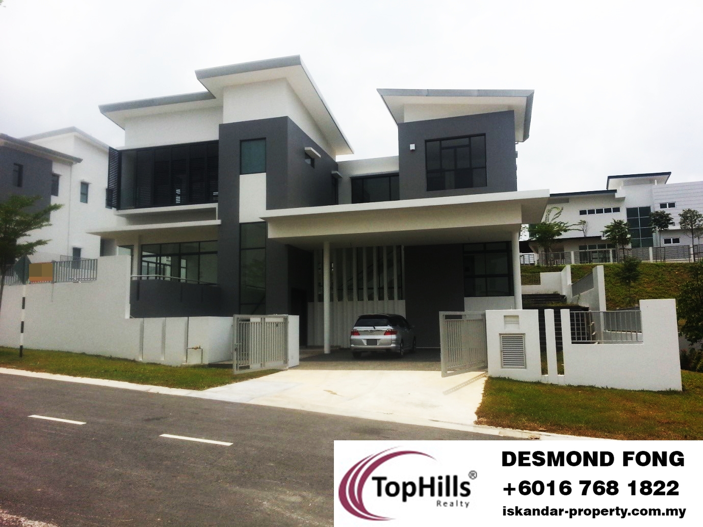 The hills horizon hills brand new 2 storey bungalow for for Two storey bungalow