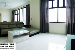 FULLY FURNISHED SKY EXECUTIVE SUITES@BUKIT INDAH FOR SALE