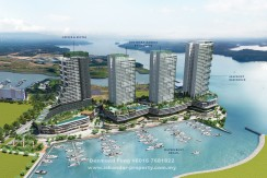 Southern Marina Residences Apartment For Sale