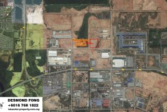 10 Acres Heavy Industry Land At Tanjung Langsat Pasir Gudang For Sale
