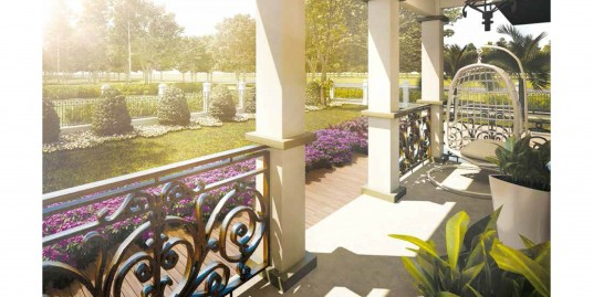 Eco Botanic 2 Storey Devanham Cluster Home For Sale