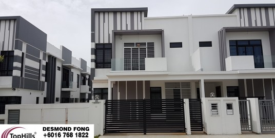 RENOVATED CLUSTER HOMES@GARDEN VILLAS, BUKIT INDAH FOR SALE