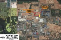 20 Acres Heavy Industry Land At Tanjung Langsat Pasir Gudang For Sale