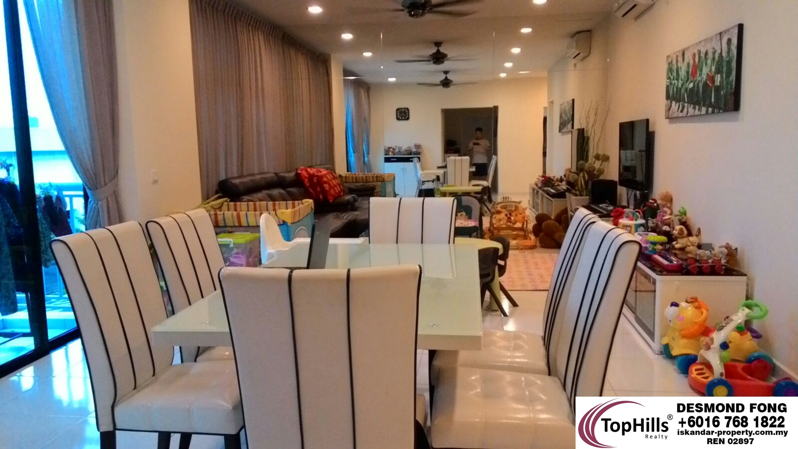 FULLY FURNISHED SKY EXECUTIVE SUITES APARTMENT FOR RENT