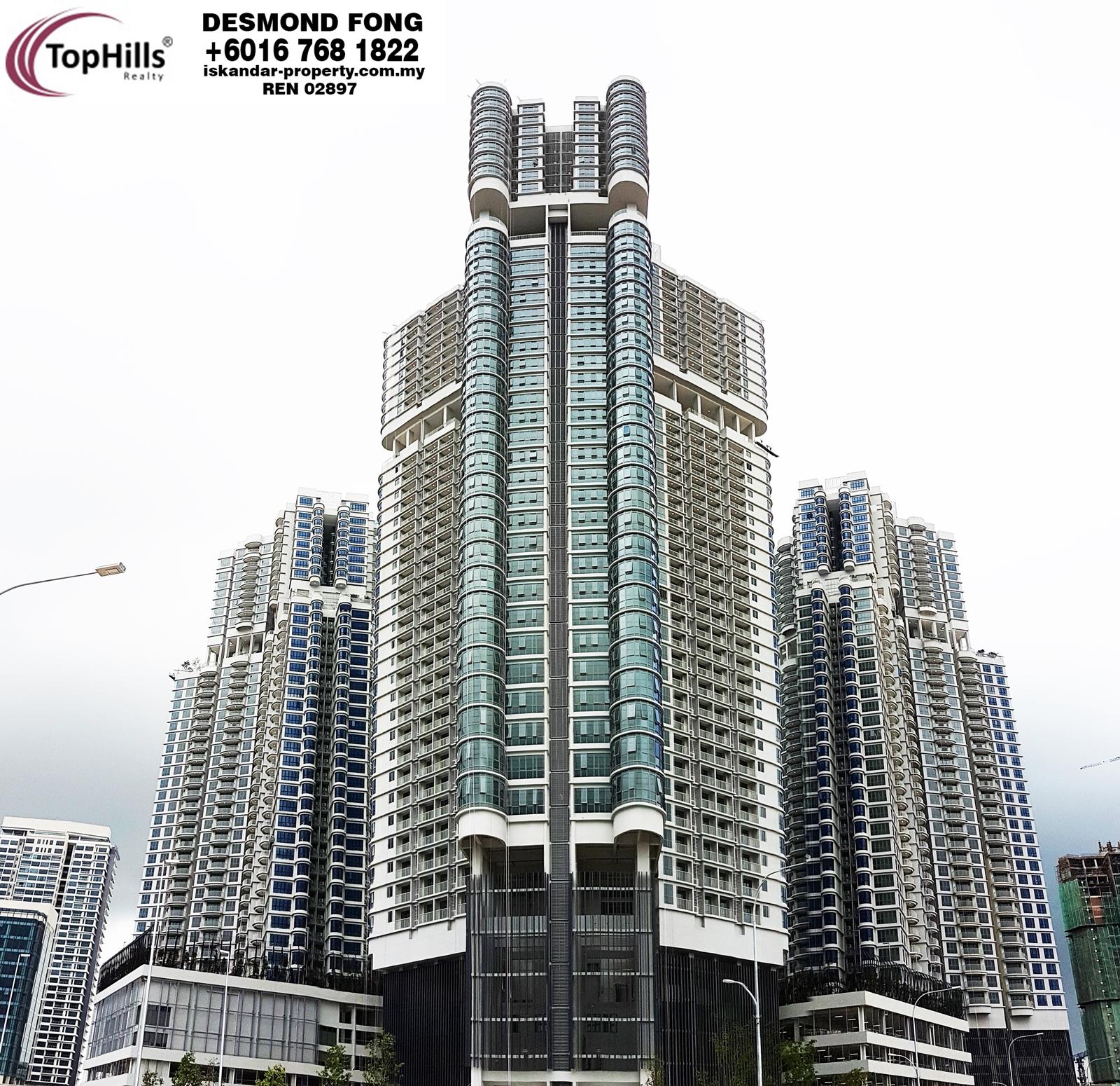 Teega Tower Office at Teega@Puteri Harbour For Rent
